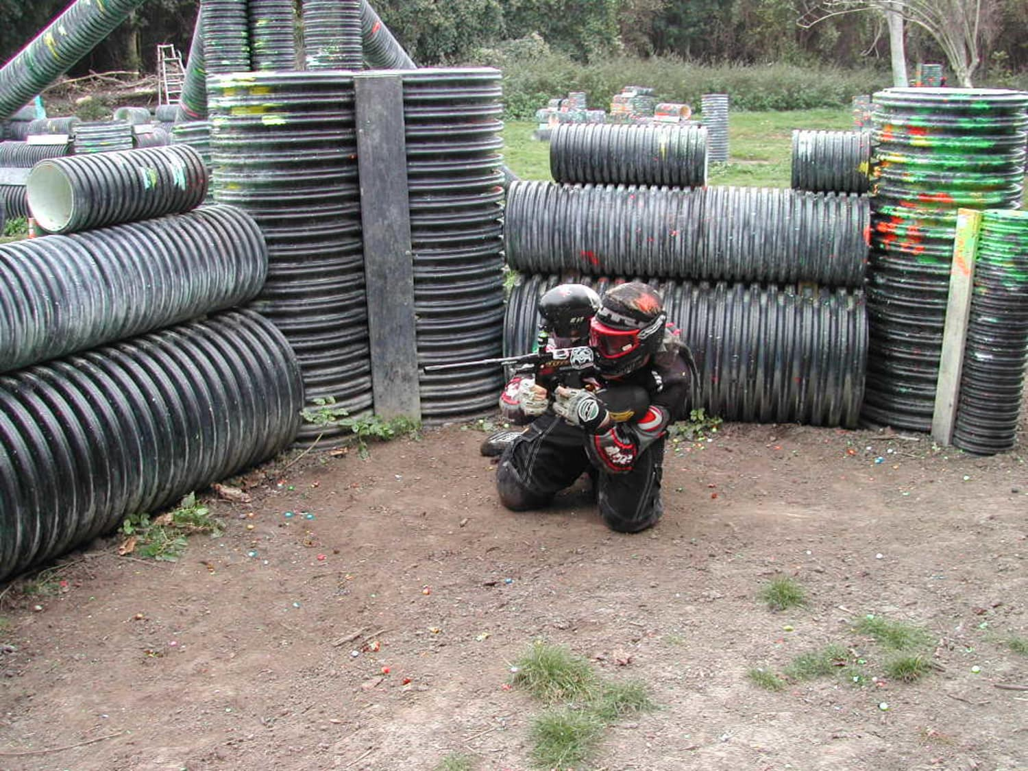 PAINTBALL 75 - Bougival
