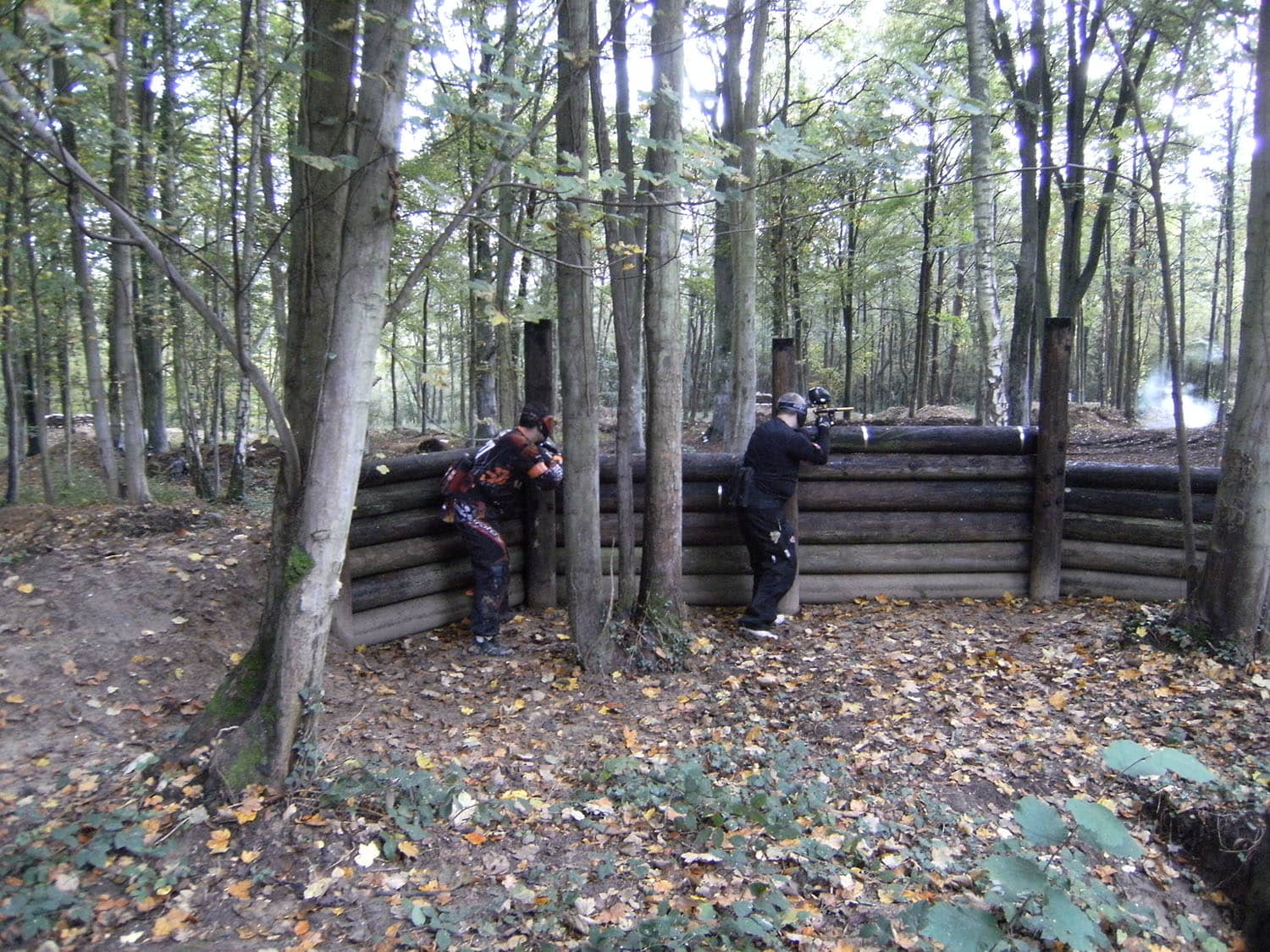 Ourcadia Paintball - Crouy-sur-Ourcq