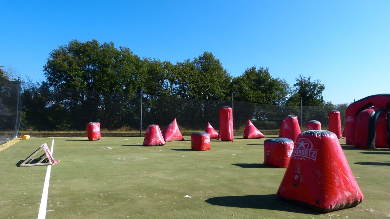 Xtrem Nature Paintball Club 86 - Bignoux