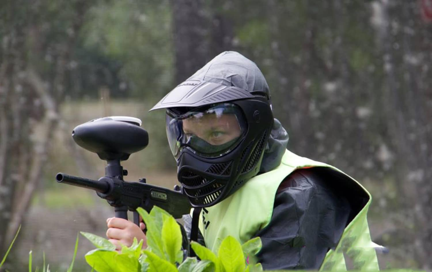 Starkh paintball Leucate - Leucate
