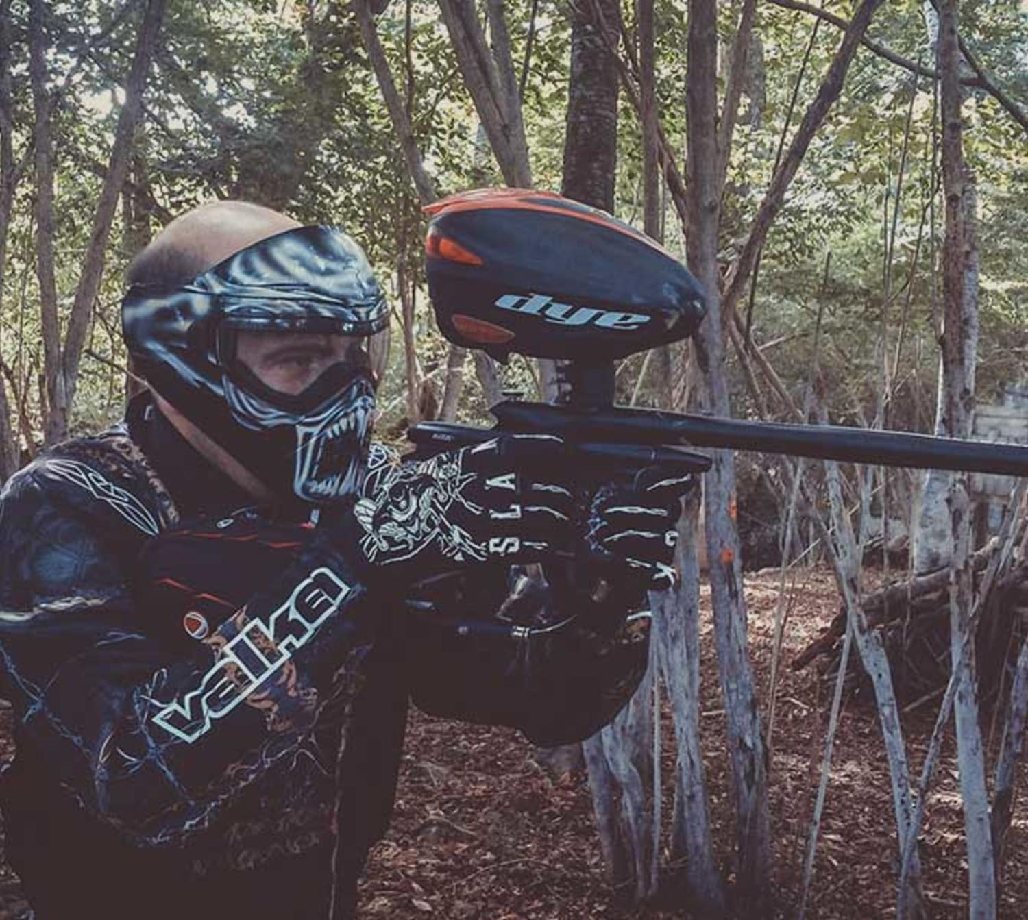 Banzai Paintball Saint-Laurent-de-Gosse - Saint-Laurent-de-Gosse