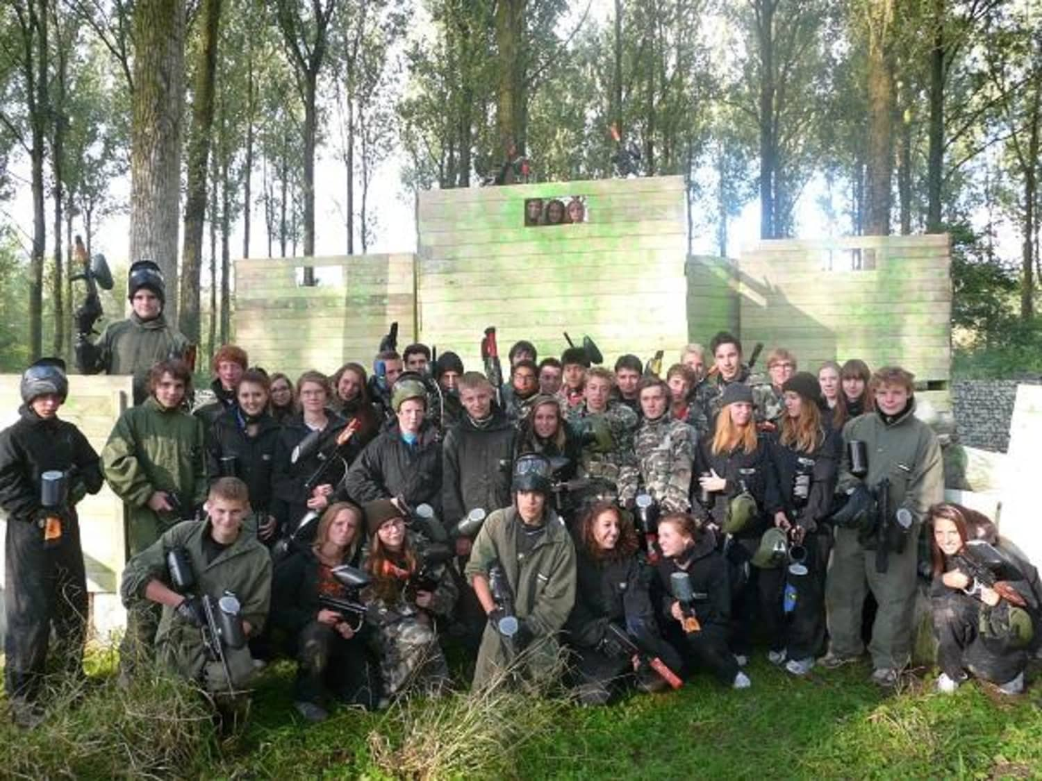 Paintball des 7 vallees - Attin