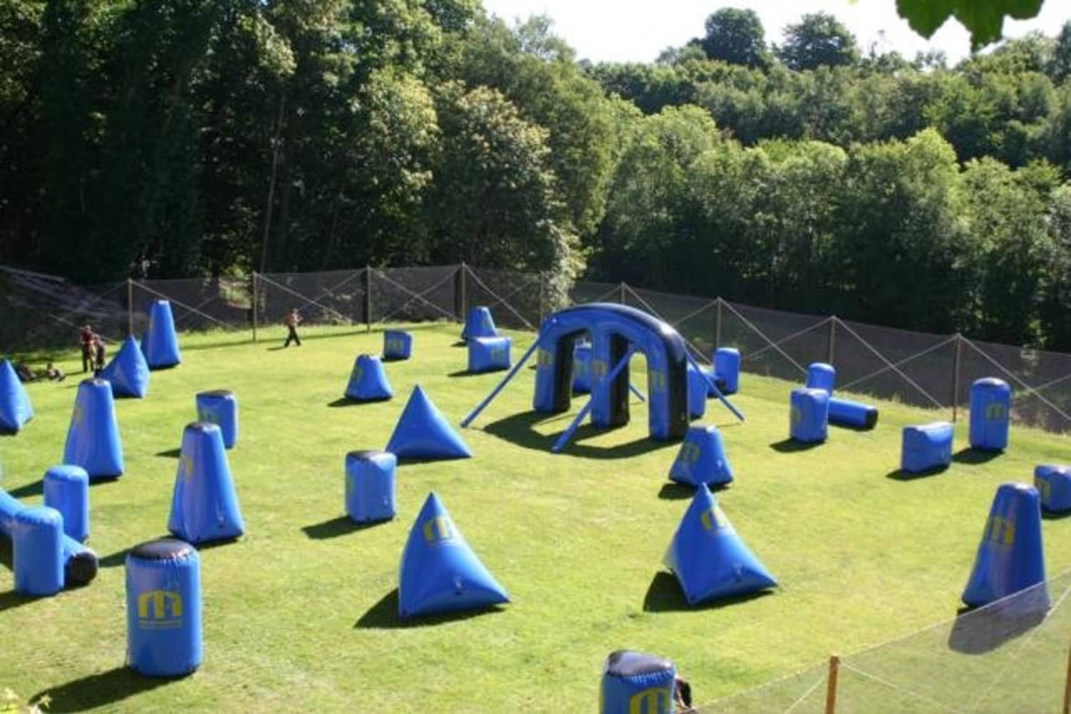 Normandie Paintball Arenas - Gruchet-le-Valasse