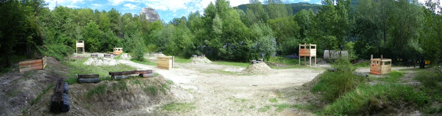 Paintball Park Centron - Montgirod