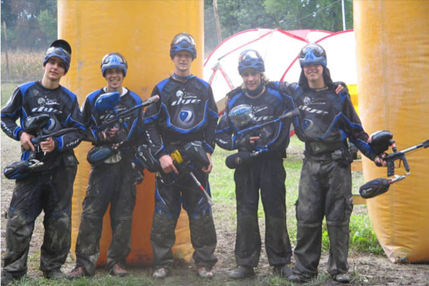 Fiz Paintball - Passy
