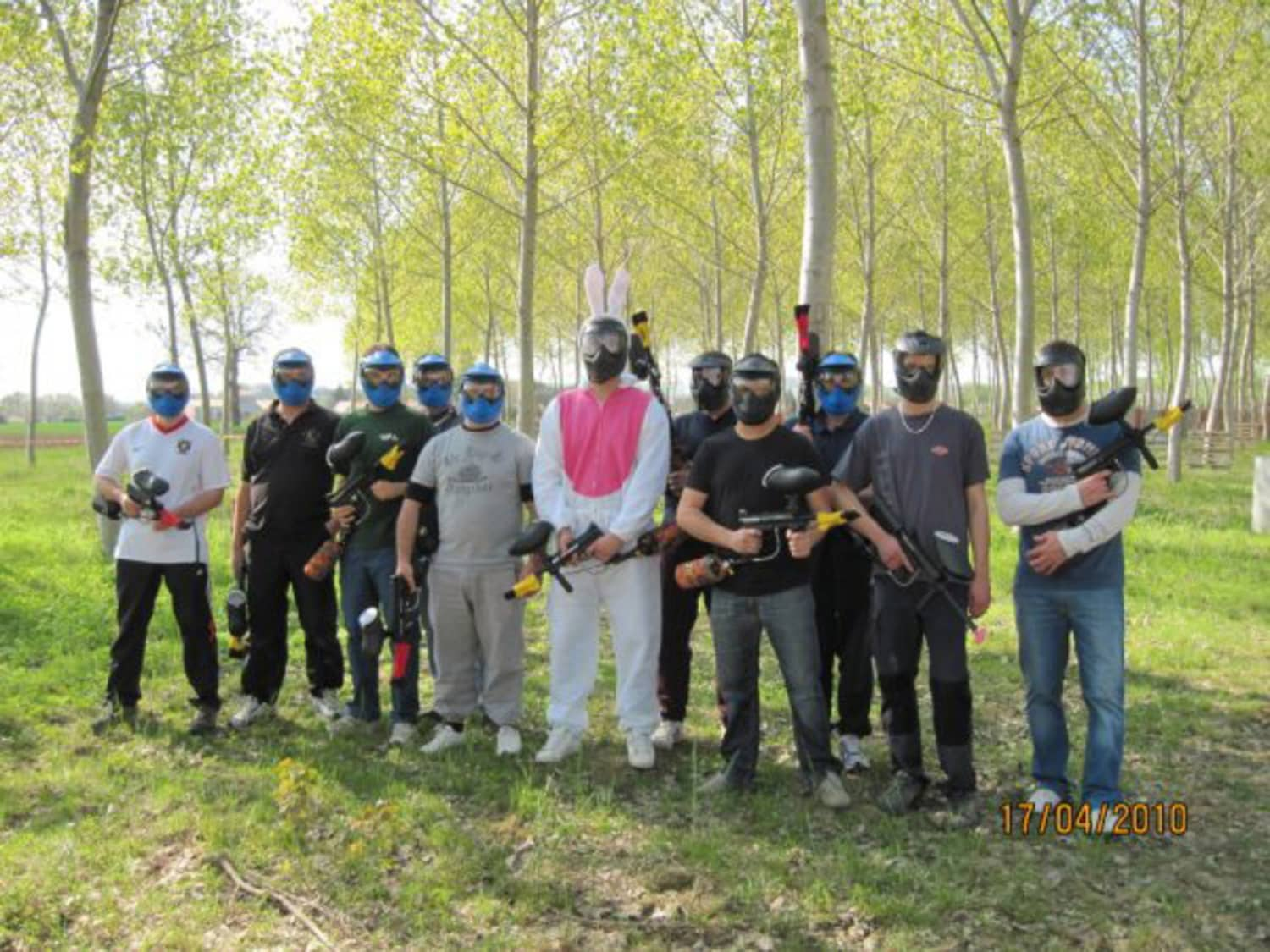 D-DAY PAINTBALL 81 - Senouillac