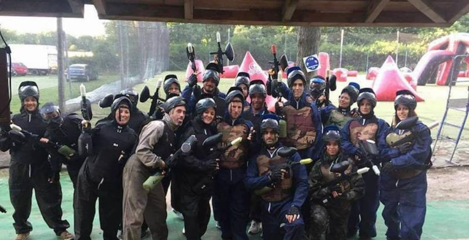 Paintball Angers - Marcé