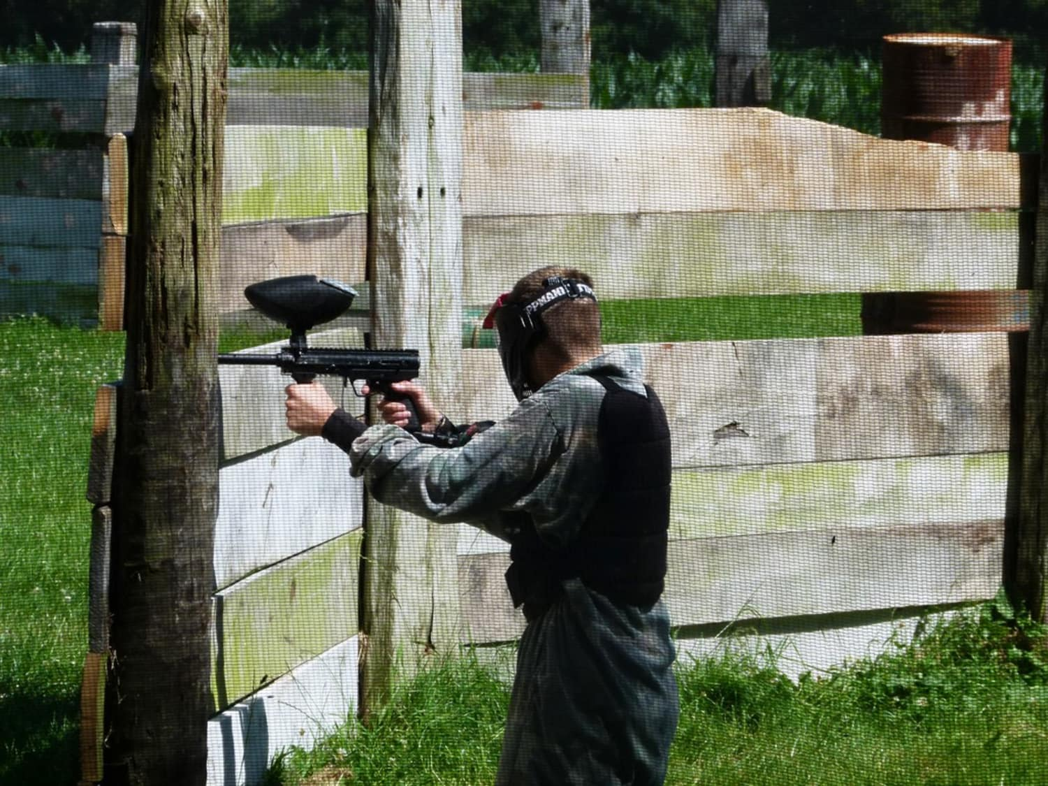 Paintball Bayeux Aventure - Cussy