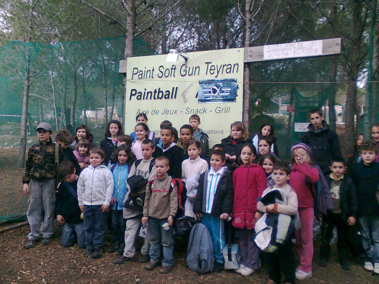 Paintball Montpellier Teyran, PSGT - Teyran