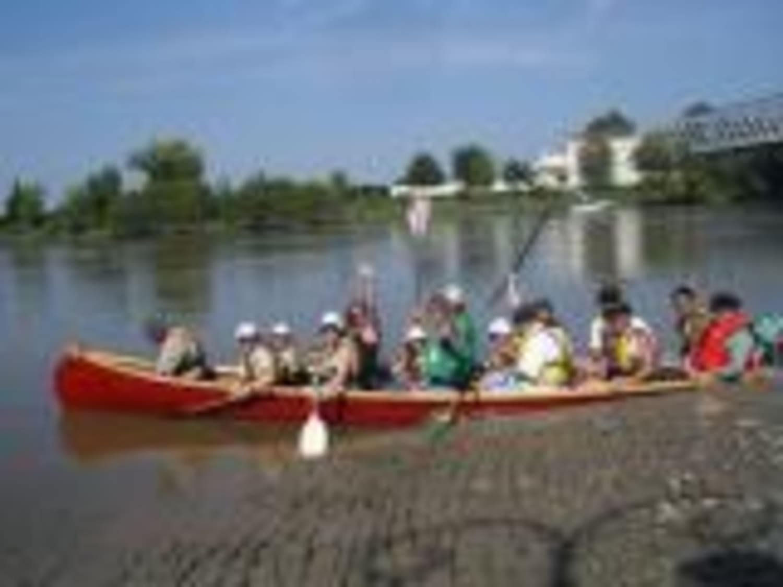 Balade au fil de l'eau24 Dordogne - Port-Sainte-Foy