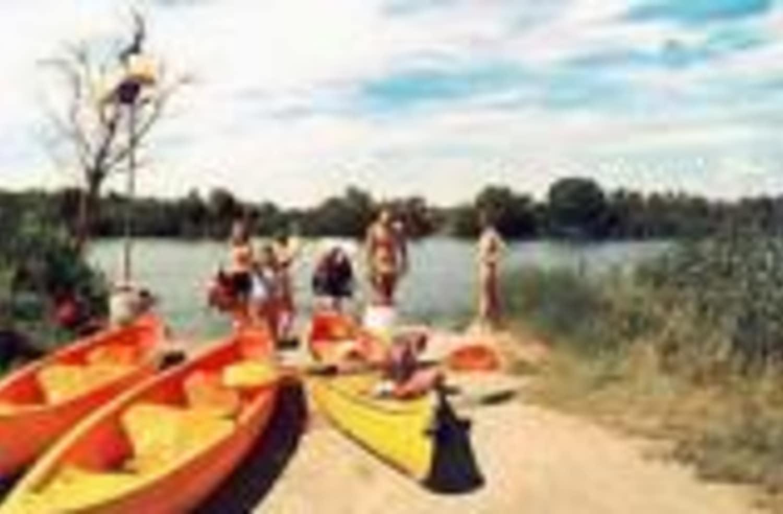Kayak Vert Camargue SARL - Sylvéréal