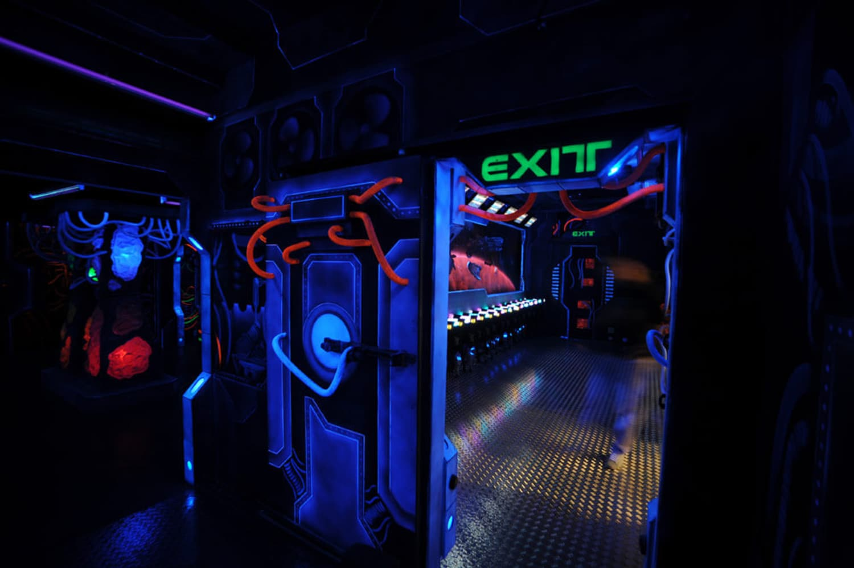 Laser Games-Megazone - La Ciotat