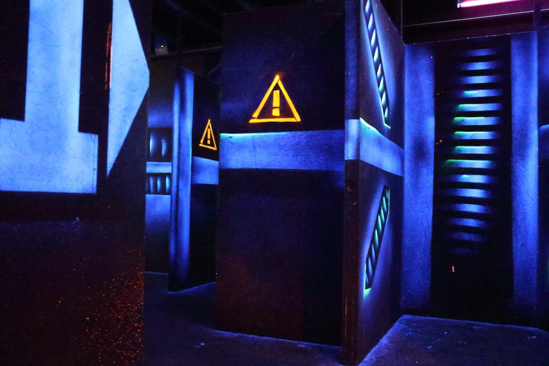 Laser Megazone Augny - Zac d Augny - Augny
