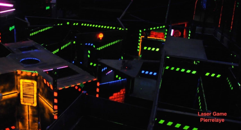 Laser Game Pierrelaye - Pierrelaye