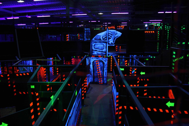 Laser Quest Maurepas - Maurepas