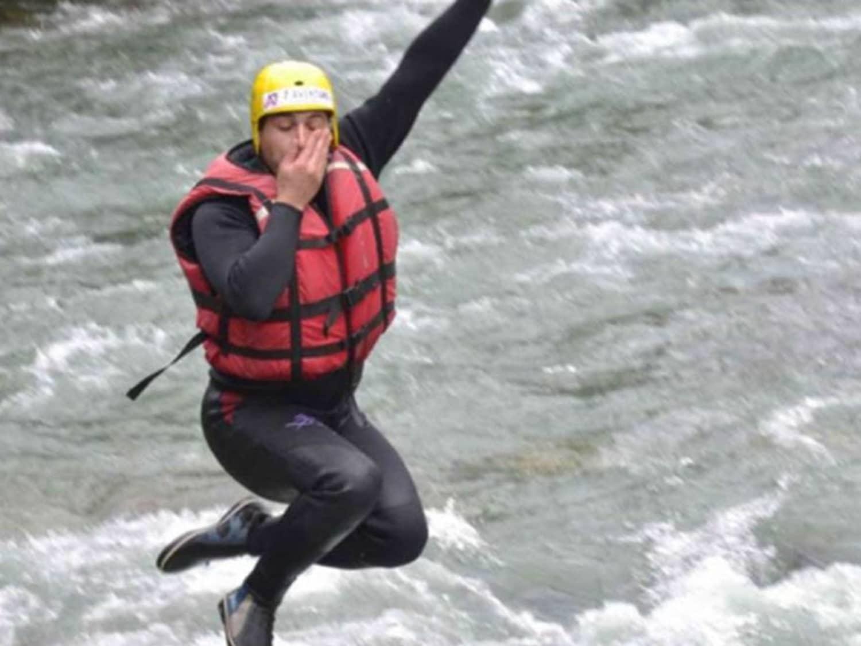 7 Aventures Canyoning à Morzine - Thonon les Bains