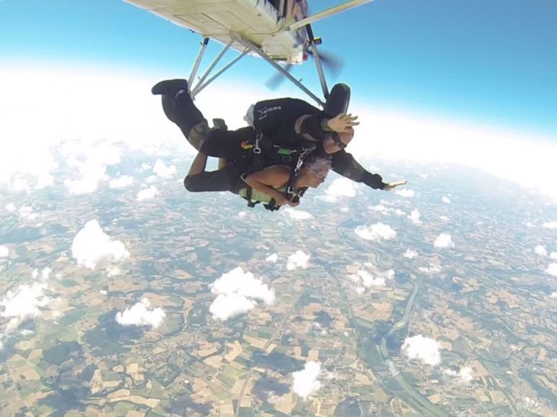 Saut en parachute à Castelsarrasin : Parachutisme Occitan - Castelsarrasin