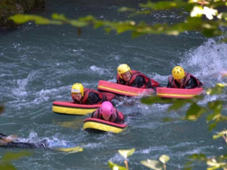 7 Aventures - Hydrospeed sur la dranse - Thonon les Bains
