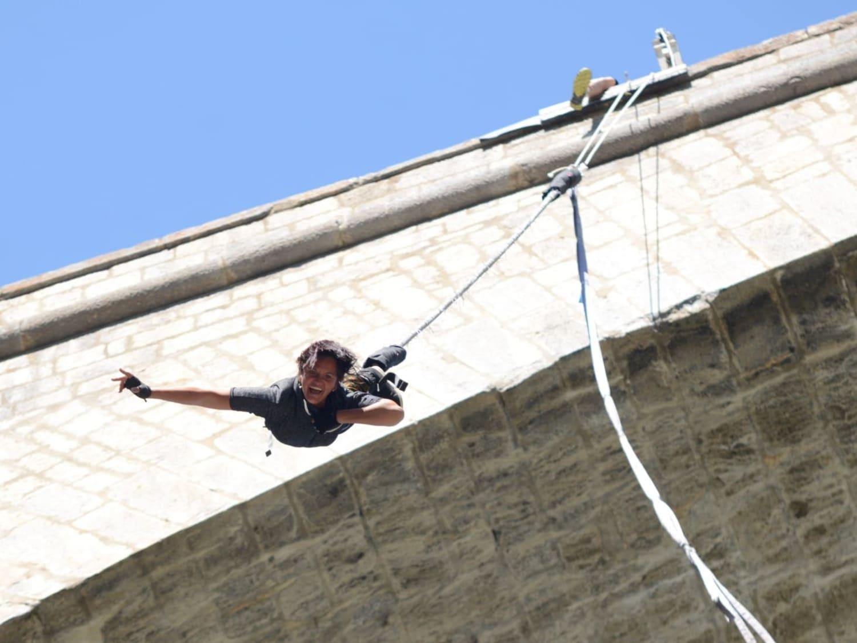 Saut à l'élastique au Pont d'Asfeld : Adrenaline Bungee - BRIANCON