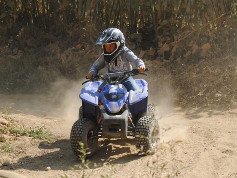 Randonnée en Quad à Anse : Loisirs Motorsport - Anse