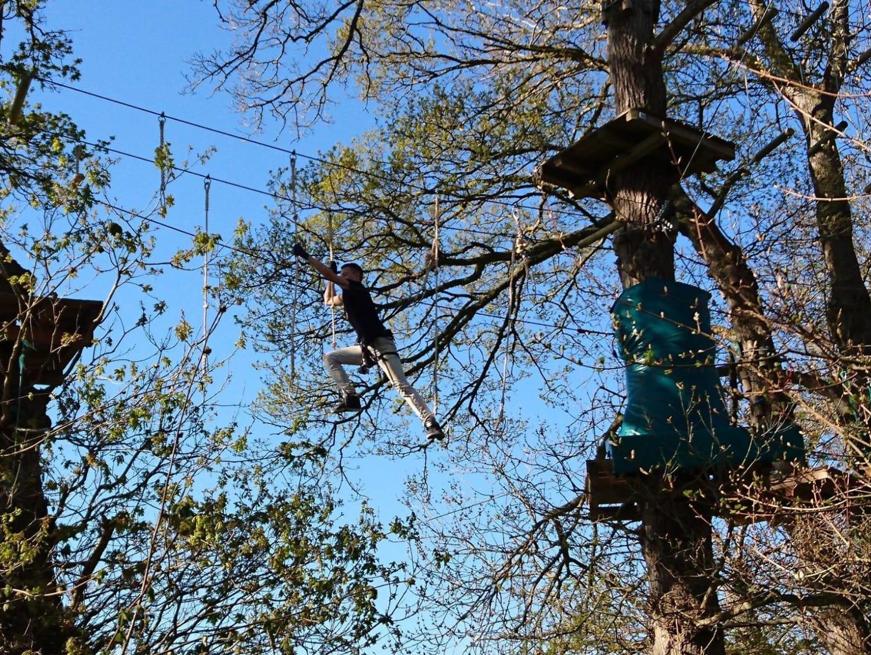 Parc Aventure Indian Forest Morieux - Morieux