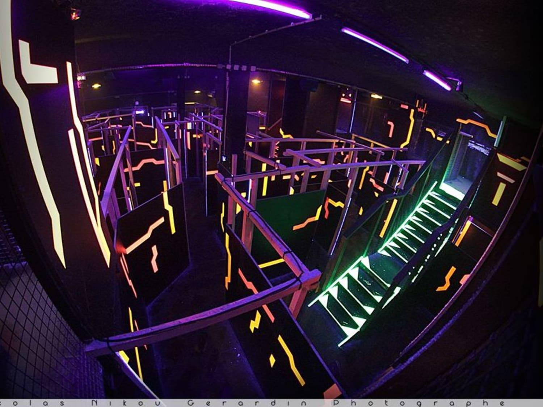 Laser 94, Laser Game Evolution Charenton-le-Pont - Charenton-le-Pont