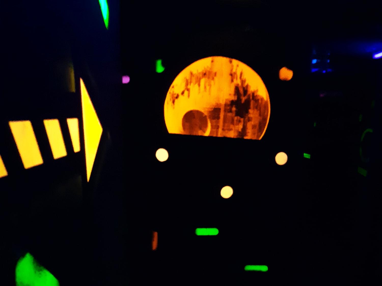 Laser Hero Villeurbanne - Villeurbanne