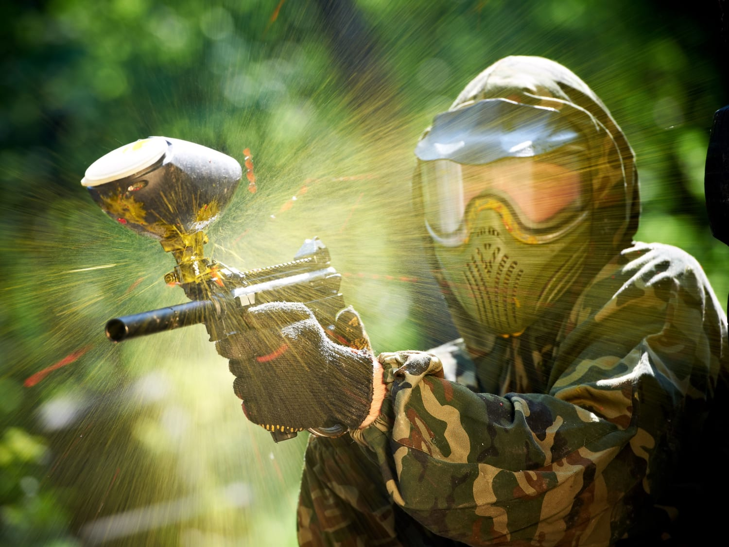Only Paintball - simandres