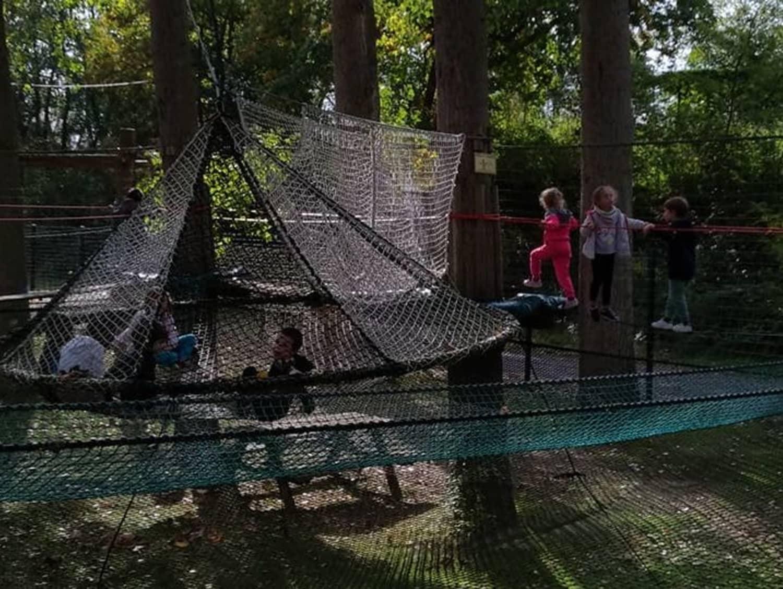 Parcours Accrospeeder Géant à Cergy - Xtrem Aventure - Cergy-Pontoise