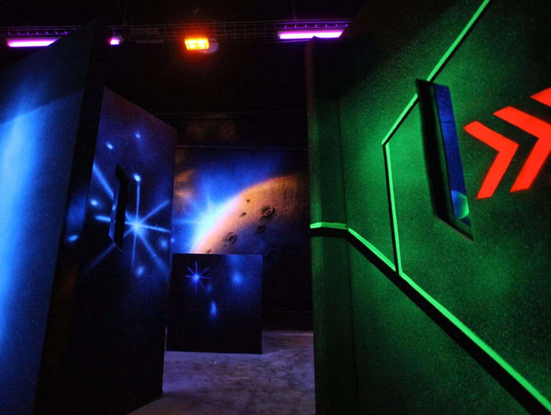 Star Game Laser Rueil-Malmaison - Rueil-Malmaison