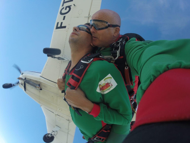 Air Evasion Biarritz Parachutisme - Anglet