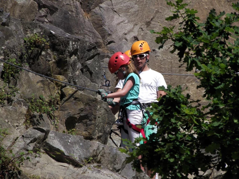 Escapades verticales - Saint-Vincent-sur-Oust