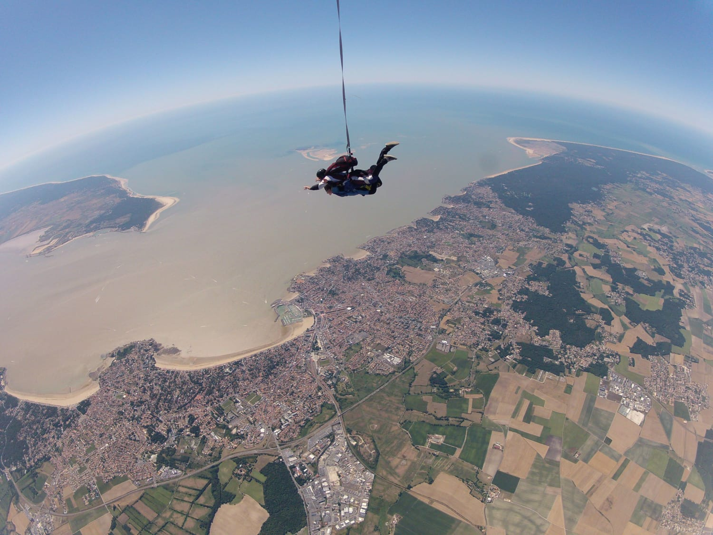 Europhenix 17 Royan Parachutisme - Médis