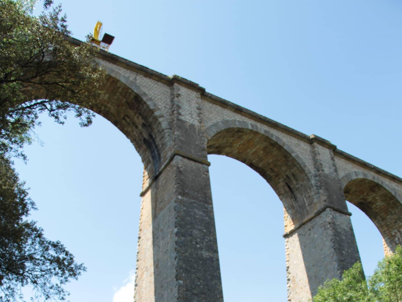 SeaJump - Viaduc de Boussagues - La Tour sur Orb