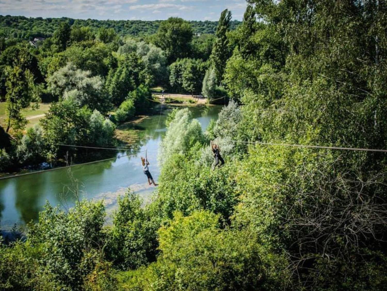 Xtrem Aventure - Cergy-Pontoise