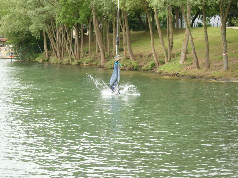Adrenaline Elastique au Viaduc de Claudon (pont Tatal) - Claudon