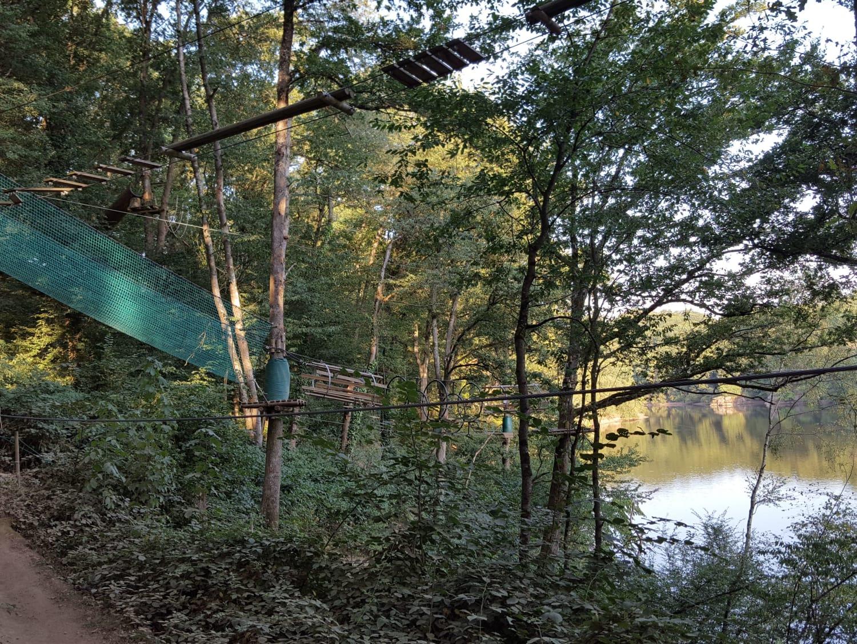 Branché Aventure - Lac de Sidiailles - Sidiailles