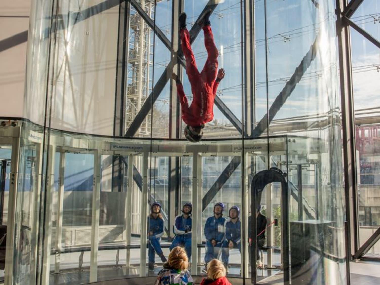 Chute libre Indoor à Paris : iFly Paris - Paris
