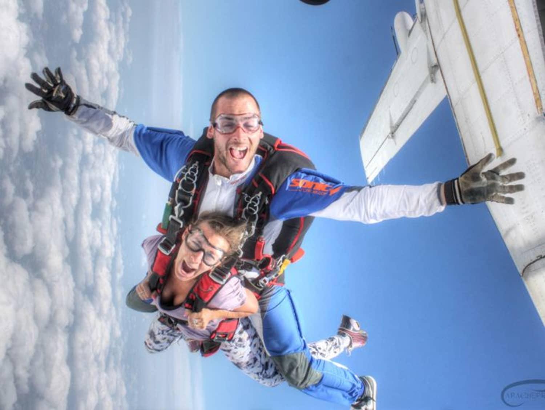 Saut en parachute près de Toulouse : Chutextrem - Lézignan-Corbières