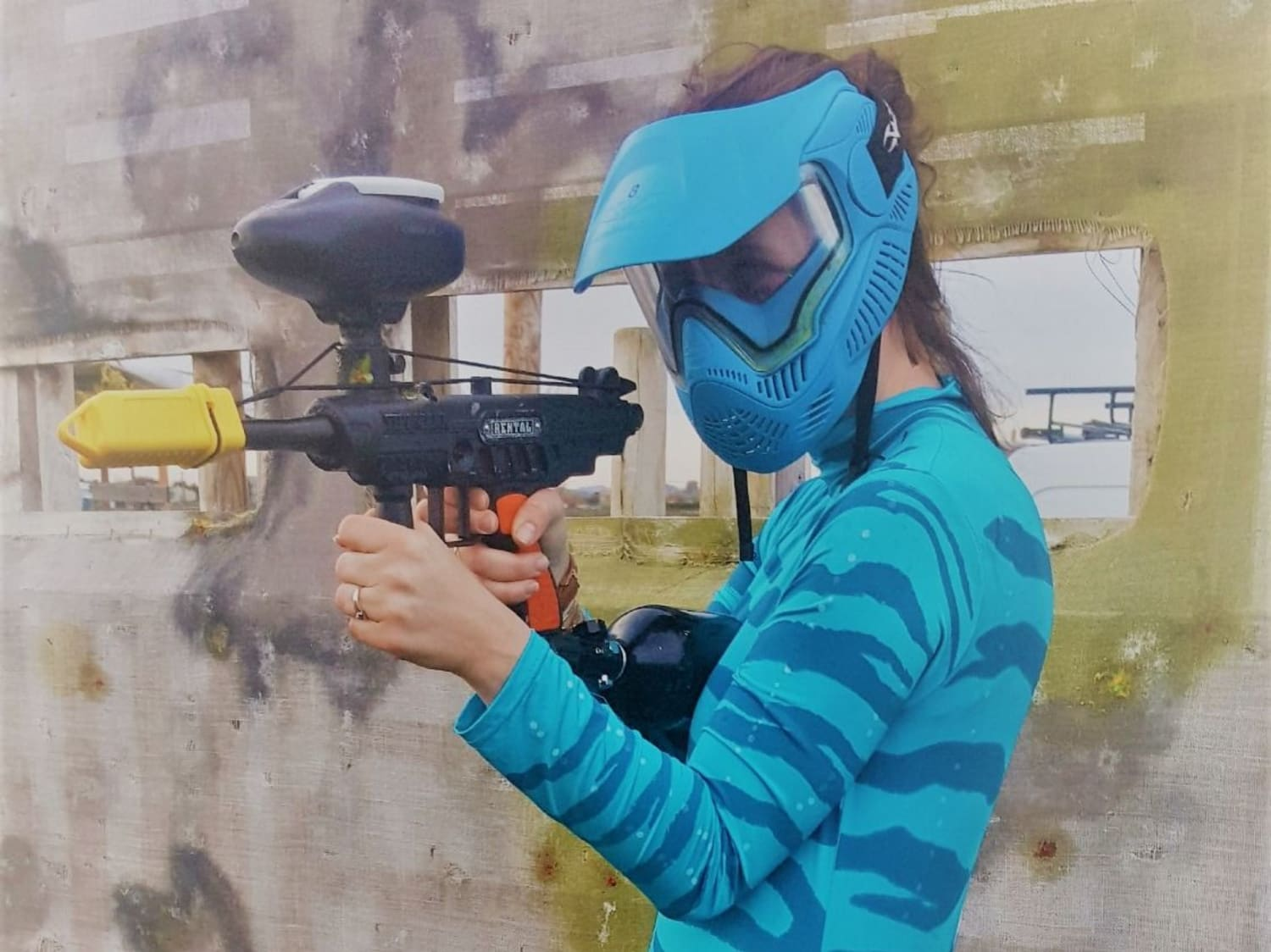 Paintball And Games (Alixan) - Alixan