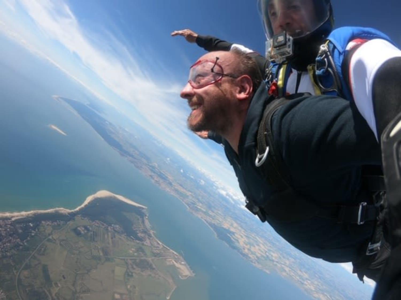 XLR Parachutisme SOULAC - Soulac-sur-Mer