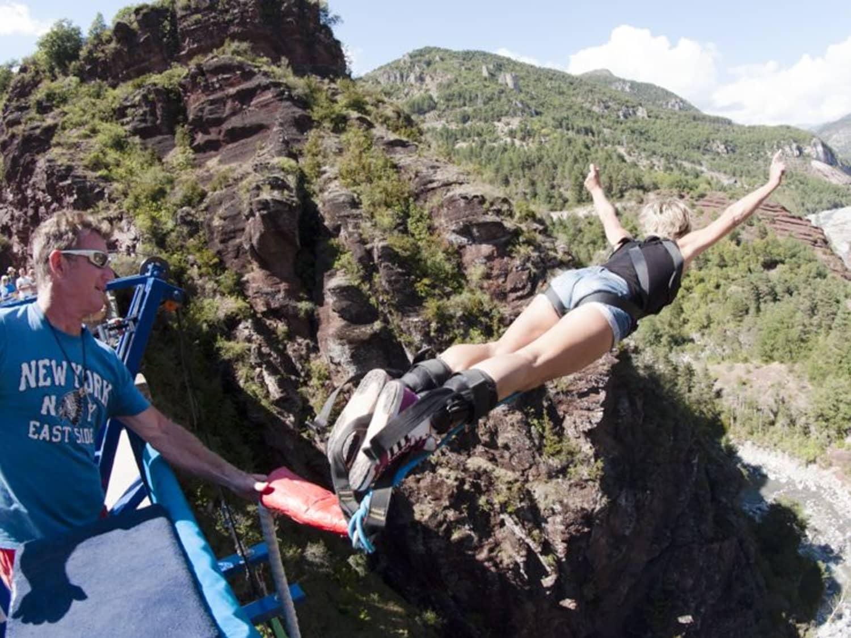 Top Jump Pont de la mariée - Guillaumes