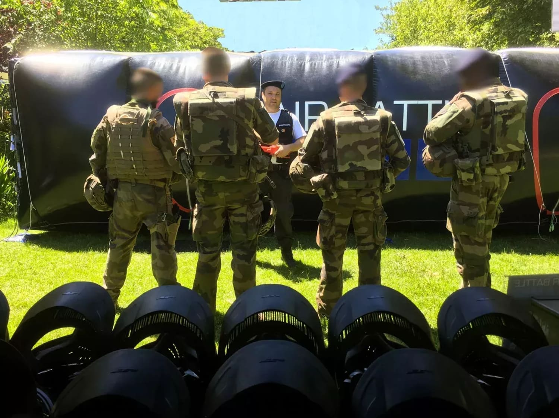 Air Battle Games - Levallois-Perret