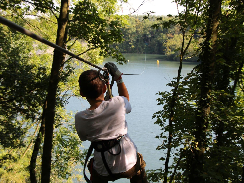 Ecopark Adventures Tournai - TOURNAI