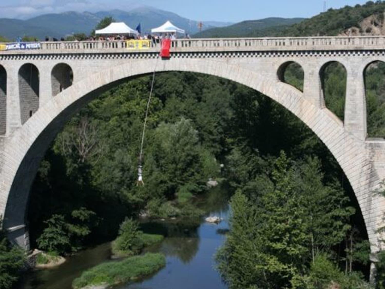 Saut à l'élastique du Pont Napoléon : Luz Aventure - Luz Saint Sauveur