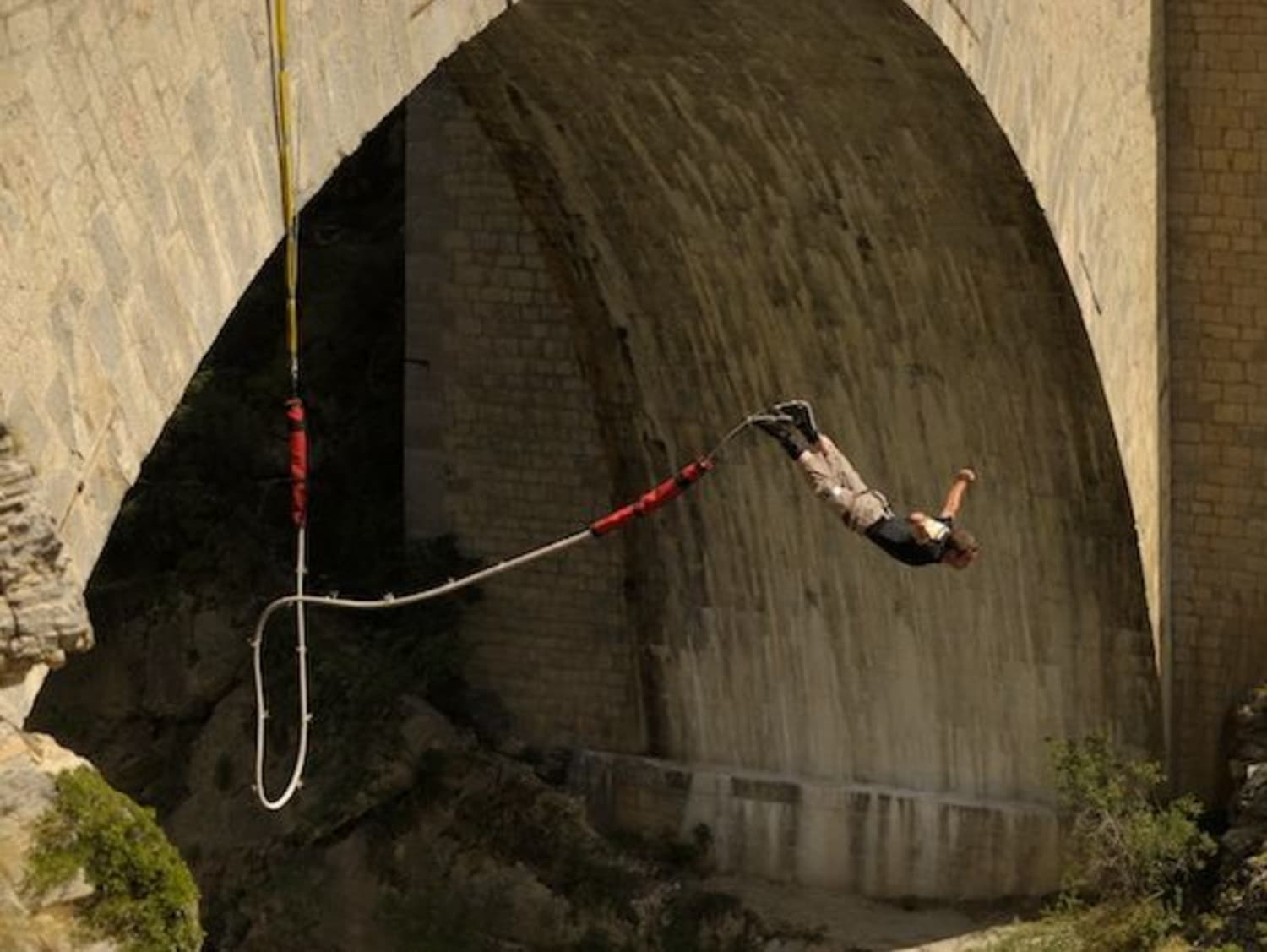 ADRENALINE BUNGEE - Pont d'Asfeld - BRIANCON