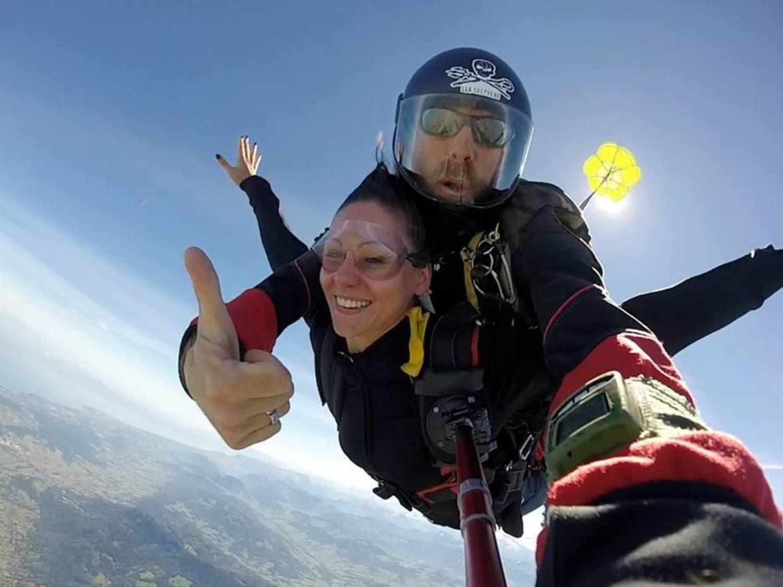 Parachutisme 74 - Megève - Megève