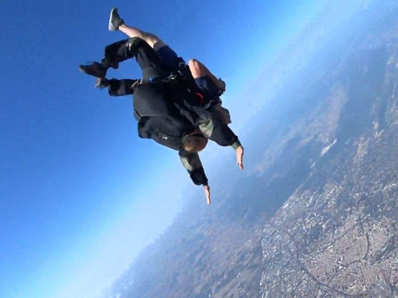 Saut en parachute à Palaminy : Parachutisme Occitan - Palaminy