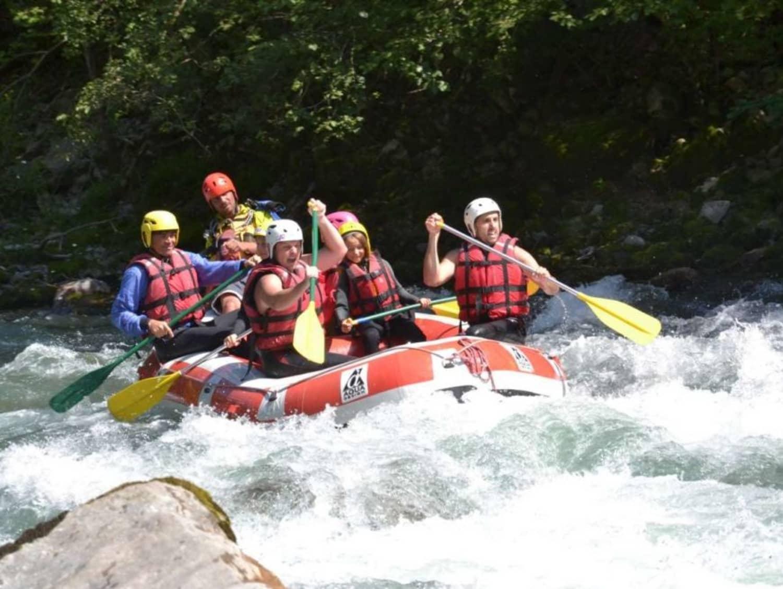 7 Aventures Rafting sur la dranse - Thonon les Bains