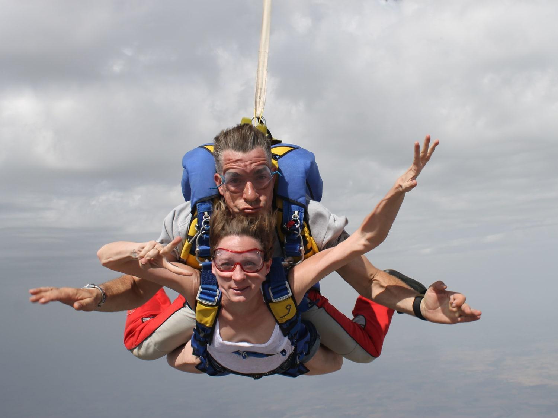 GEGE Skydive Peronne - Monchy-Lagache